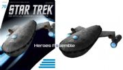 Star Trek Official Starships Collection #079 Harry Mudd's Class J Starship Eaglemoss